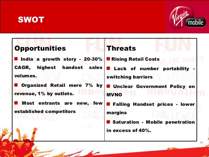 Tesco Mobile Limited - Company Profile & SWOT Analysis