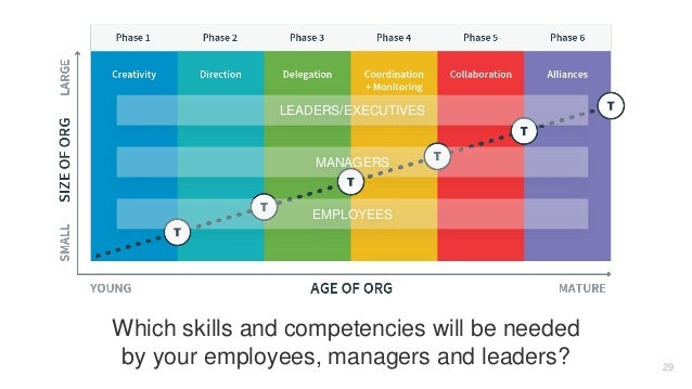 LEADERS/EXECUTIVES MANAGERS EMPLOYEES Which skills and competencies will be needed by your employees, managers and leaders...