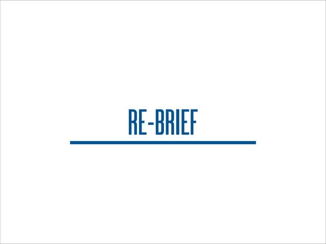 RE-BRIEF