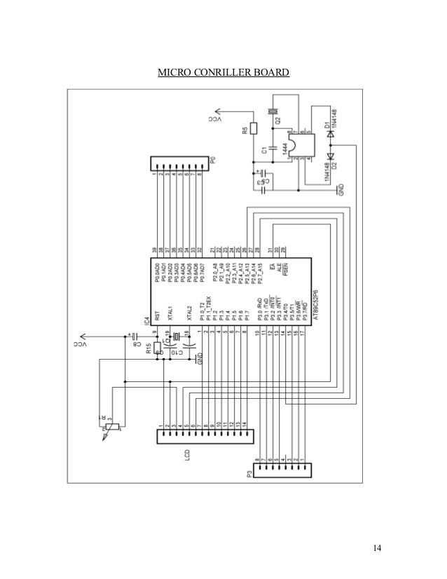 electronics project report of home automation cum building secuirity