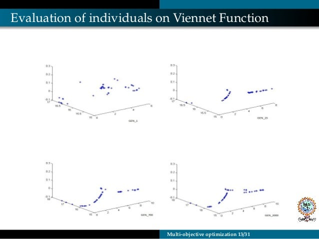 optimization and objective function If both the objective function and the constraints are linear, the problem is referred to as a linear programming problem 2 2 linear functions are functions in which each variable appears in a separate term raised to the first power and is multiplied by a constant (which could be 0).