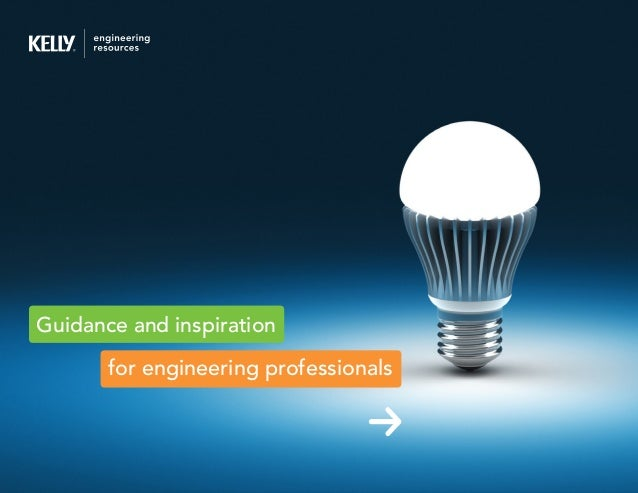 for engineering professionals Guidance and inspiration