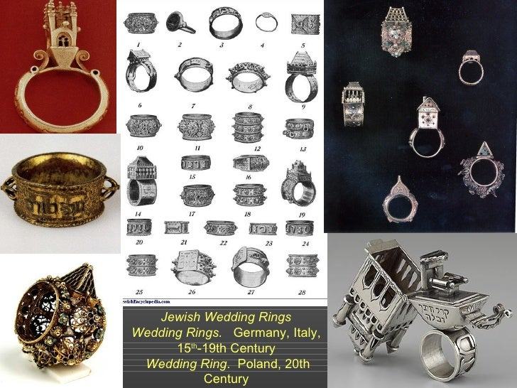 jewish wedding rings - Jewish Wedding Rings