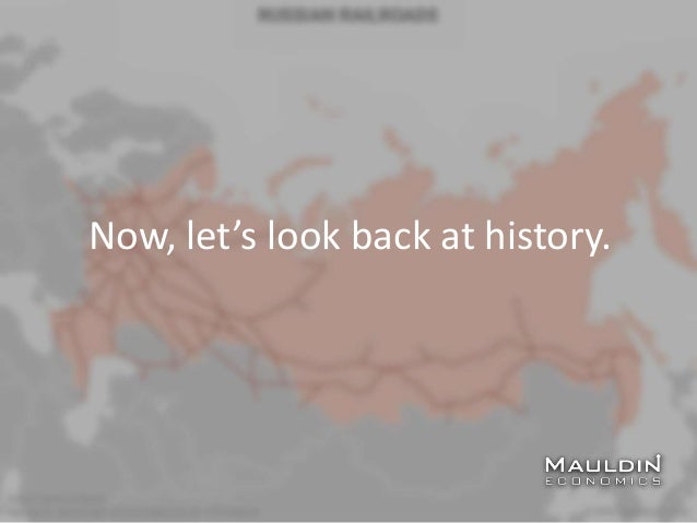 Now, let's look back at history.