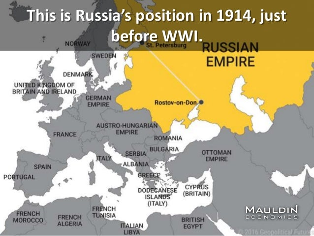 10 Maps That Explain Russia\'s Strategy