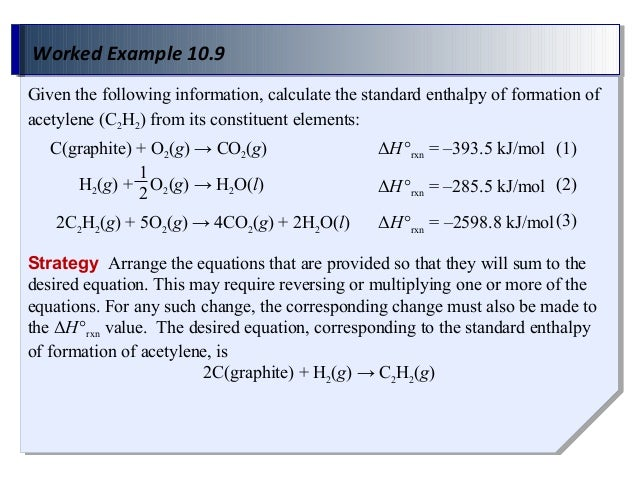 to determine the enthalpy of reaction essay Determination of the enthalpy change of a reaction determine the enthalpy change of the thermal decomposition of calcium carbonate by an indirect method based on hess analysis and results of enthalpy change essay - analysis and results of enthalpy change alcohol average mass.