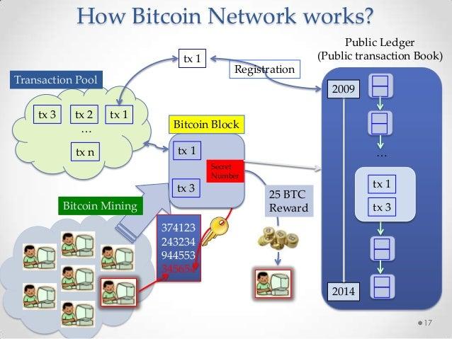 Bitcoin network size