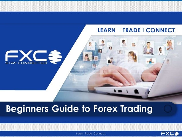 Beginners guide to forex trading