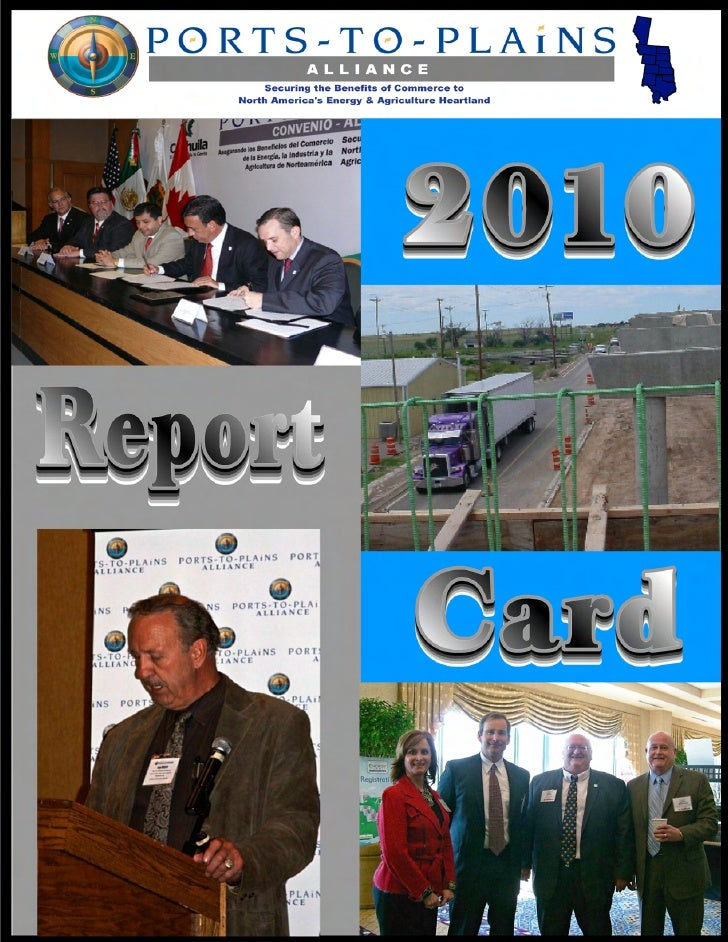 2010 Projects on the Ports-to-Plains Alliance CorridorState      Corridor          Type           Description             ...