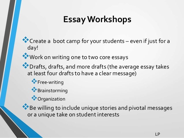 """writing a college essay in one day 9 essay writing tips to 'wow' college admissions """"one of the biggest mistakes students make is trying too hard to at the end of the day."""