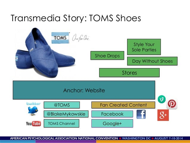 AMERICAN PSYCHOLOGICAL ASSOCIATION NATIONAL CONVENTION ★ WASHINGTON DC ★ AUGUST 7-10-2014! Anchor: Website Stores @TOMS Fa...