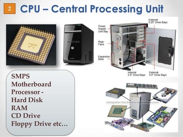 Basics of Computer Hardware
