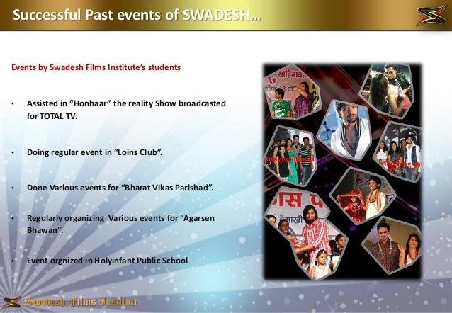 Swadesh Film Institute