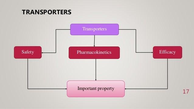 17 TRANSPORTERS Transporters Pharmacokinetics EfficacySafety Important property