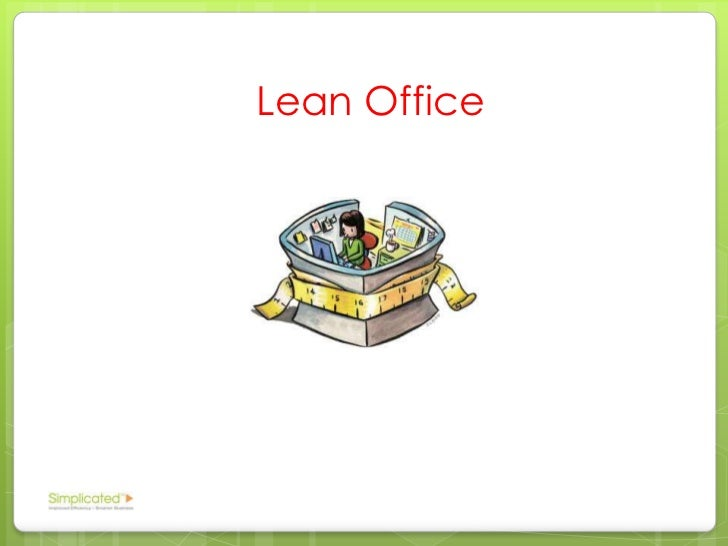 Lean Office<br />