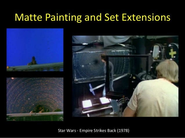Using Matte Painting In Cd