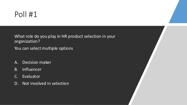 5 Key Items HR Should Consider Before Buying HR Technologies Slide 3