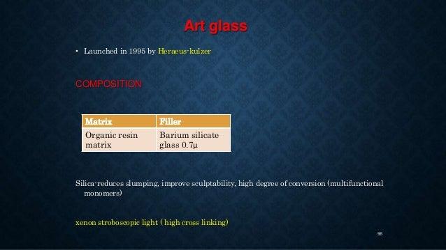 • Ivoclar in 1996 • Provided –base, dentin and incisal shades Targis 101 Matrix Filler BisGMA Ceromer (ceramic – optimized...