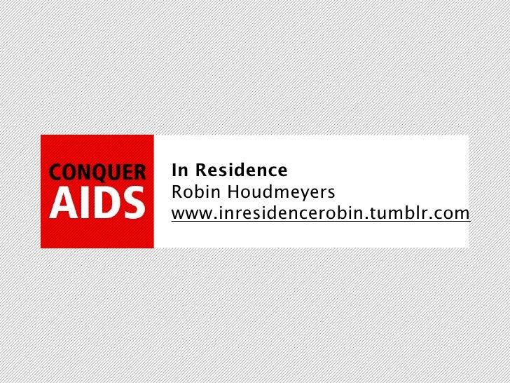 In ResidenceRobin Houdmeyerswww.inresidencerobin.tumblr.com