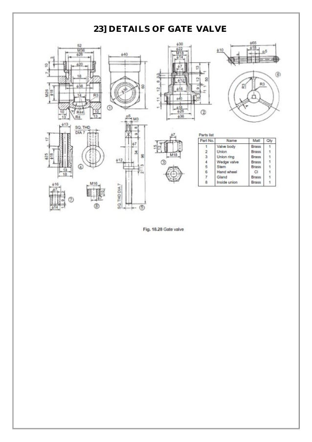 Assembly And Details