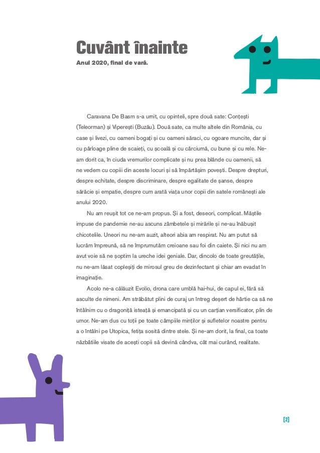 Caravana cu povesti la Conțești și Viperești Slide 2