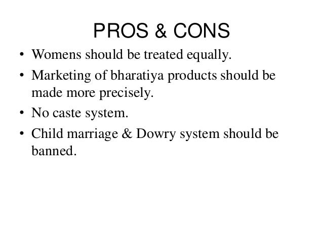 Arranged Marriages In India Pros And Cons