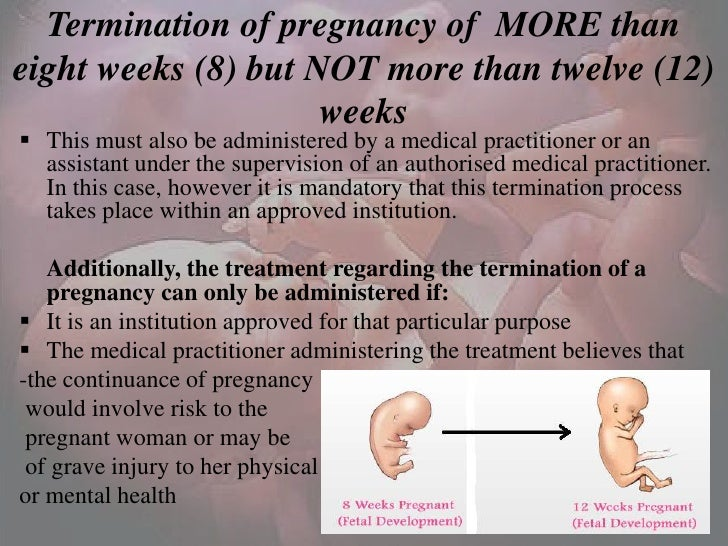 Surgical Abortion Procedures