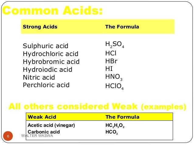 Final Acid And Bases Rev