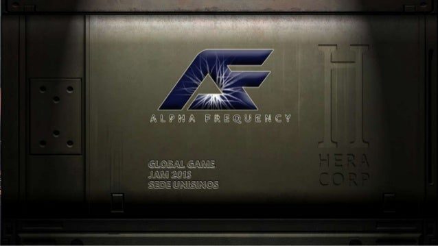 Alpha Frequncy | Digital Game Project