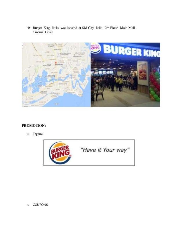 Contact Burger King Customer Service