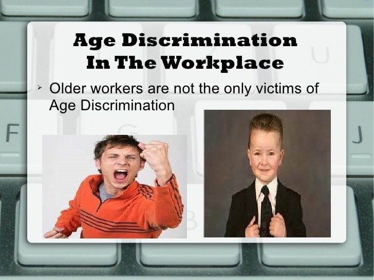Final Age Discrimination Powerpoint
