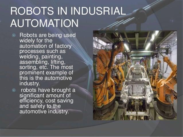 mechanical engineering robots