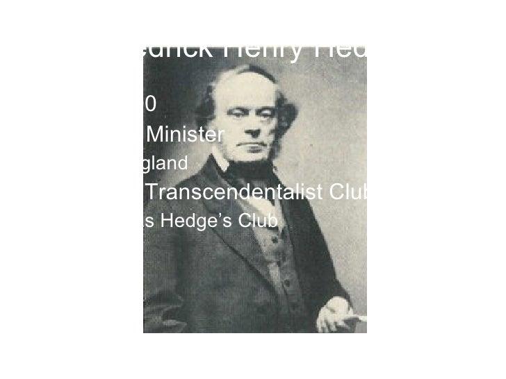 Transcendentalism martin luther king jr essay