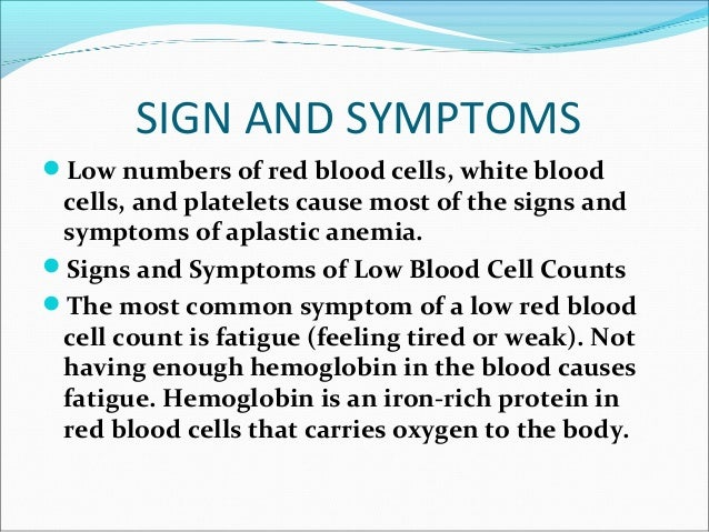 anemia low rbc and low hgb Identify and evaluate the severity of anemia (low rbcs, low hemoglobin, low hematocrit) or polycythemia (high rbcs, high hemoglobin, high hematocrit) monitor the response to treatment of anemia or polycythemia and other disorders that affect rbc production or lifespan.