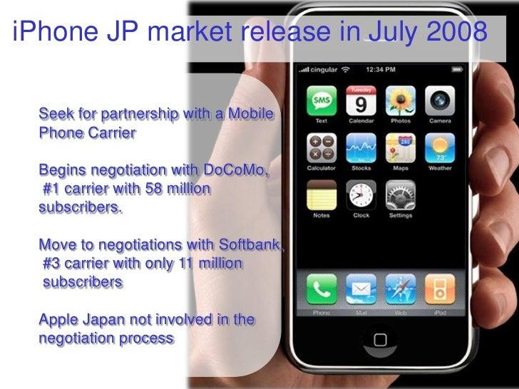 apple iphone case study pdf