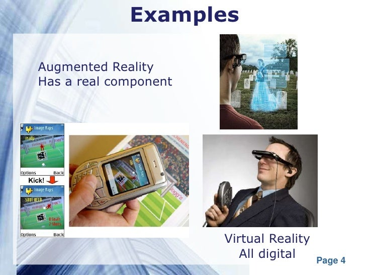 virtual reality and artificial worlds Virtual reality working : vr headsets like oculus rift and  in front of your face  can be enough to get you half-immersed in a virtual world.