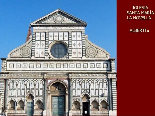 Presentaci n arquitectura y escultura del quattrocento for Architecture quattrocento