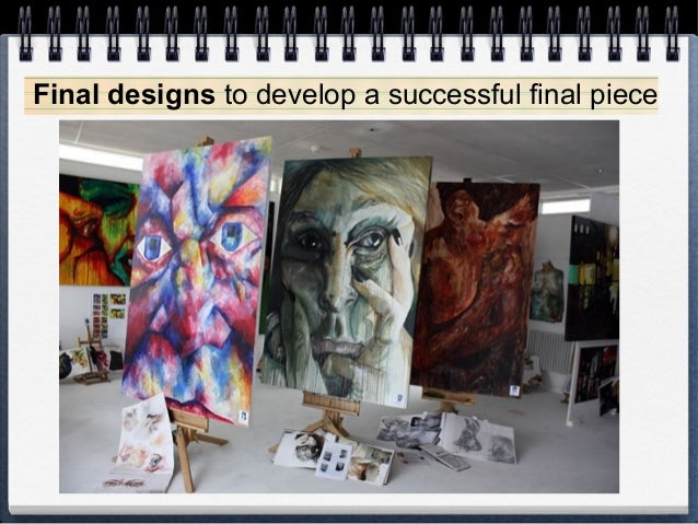 gcse fine art coursework Coursework: 60% gcse art textiles and fashion is a new creative course that will inspire all budding designers fine art textiles and fashion textiles.
