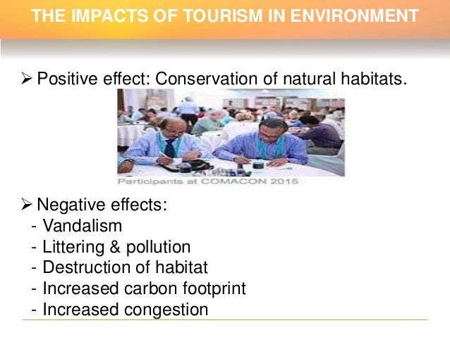 negative effect of tourism in the philippine culture Further, the relationship between the cultural impact of tourism and the   perception of negative environmental impacts increases, their.