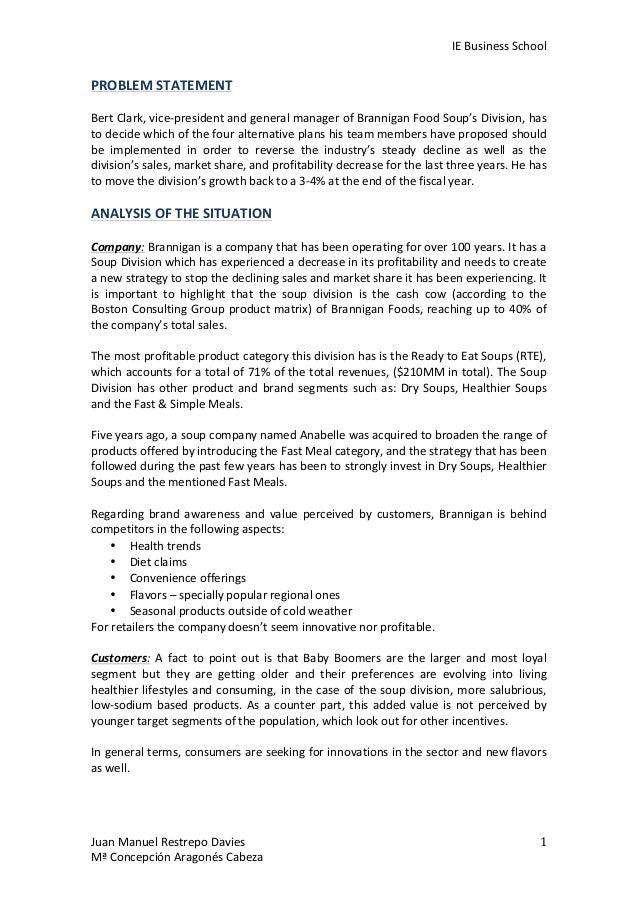 mcdonalds case study strategic management pdf