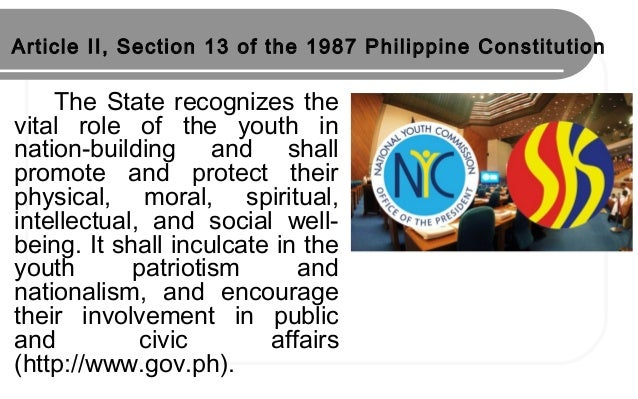 article ii of philippine constitutiions
