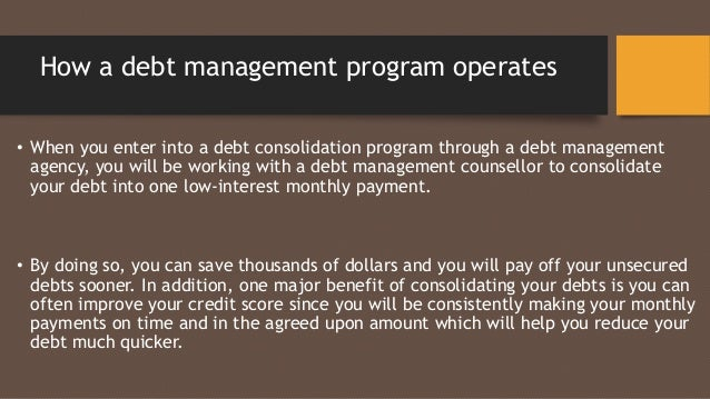 Loans For Bad Credit With Monthly Payments >> bad debt management plan
