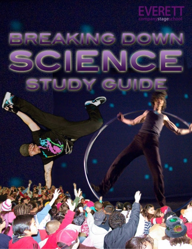 IntroductionBreaking Down Science makes a comparison between the methods ofbreakdancers and scientists. It highlights the ...