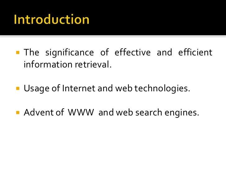 Personalized Web Search Slide 2