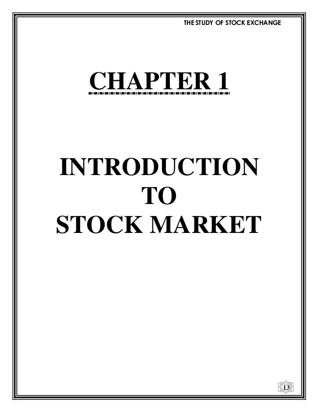 an analysis of the stock market Stock analysis is the evaluation of a particular trading instrument, an investment sector, or the market as a whole stock analysts attempt to determine the future activity of an instrument.