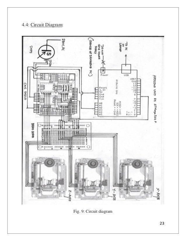 CNC Plotter Black Book