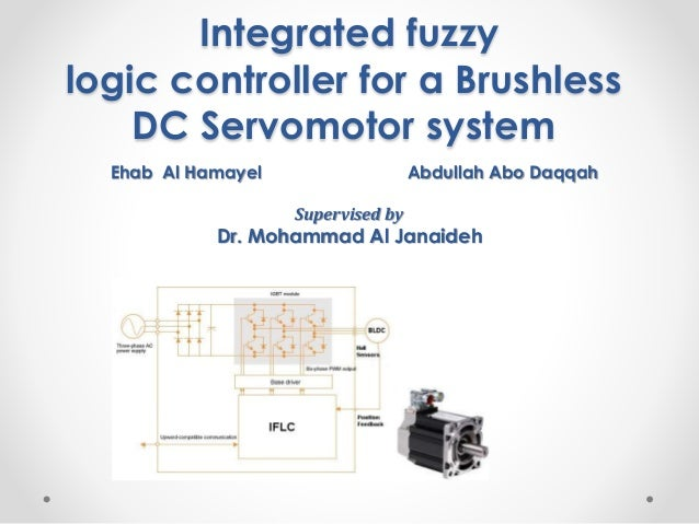 dc servo motor applications pdf
