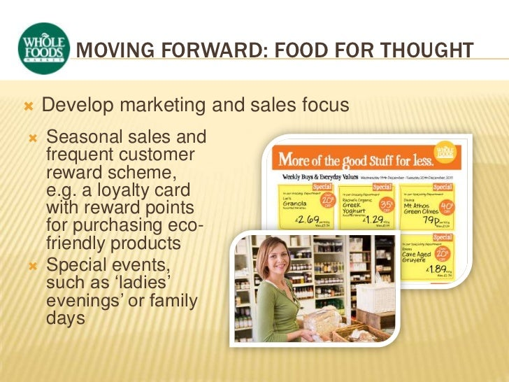 a swot analysis of whole foods market