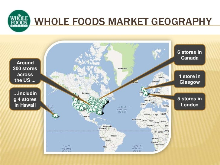 whole food market strategy analysis Industry news & analysis  marketing strategies  austin, texas – whole  foods market inc has revealed the name of its new streamlined,.