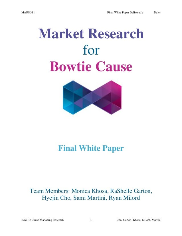white paper marketing research